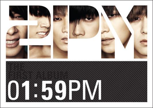 2PM Vol.1 1:59PM
