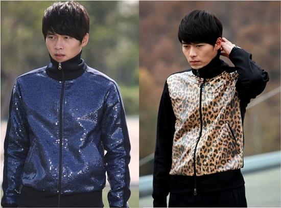 Hyun Bin in Tracksuit